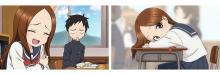TVアニメ『 からかい上手の高木さん 』第1話「消しゴム」「日直」「変顔」「百円」【感想コラム】