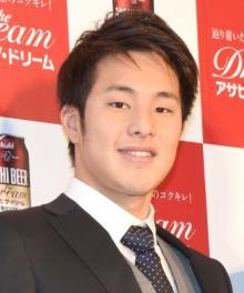競泳・瀬戸大也選手がパパに 妻・優佳さんが第1子妊娠、6月出産予定