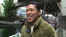 『MATSUぼっち』連載第3回!MATSU、ゴムボートを漕いで川を上る!