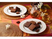 チョコでストレス対策?! 五感を刺激するオリエンタル風味チョコ