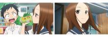TVアニメ『 からかい上手の高木さん 』第3話「コーヒー」「空き缶」「炭酸」「筋トレ」「アフレコ」「傘」【感想コラム】