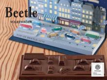 車好きに贈りたい♡モロゾフ×フォルクスワーゲン・ビートルのコラボチョコがオシャレ♪