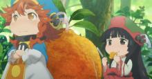 アニメ『 ハクメイとミコチ 』の公式コンテンツ「森の食卓」がいい感じ、アニメに登場した料理のレシピが公開されています