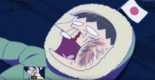 おそ松さん 第2期 第17話「 UMA探検隊3 」「 戒め! 」「 旅館 」「デリバリーコント」【感想コラム】