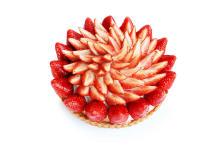 こぼれんばかりのイチゴに目が釘付け!カフェコムサで「いちごコレクション」がスタート♡