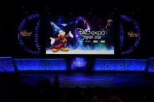 ディズニー歴代プリンセスが集結 「シュガー・ラッシュ:オンライン」初期映像に拍手喝采<D23 Expo Japan 2018>