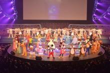 """TDR「35周年目から""""第四ステージ""""」へ ミッキーら大集合で1日だけの特別ショー<D23 Expo Japan 2018>"""