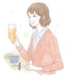 飲み会では、サラダの取り分けより○○をすべき!?