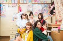 「プリキュア」シリーズとコラボしたドラマ「声ガール!」が4月より放送 声優を目指す女の子の青春群像劇