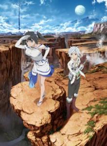 「ダンまち」TVアニメ第二期、劇場アニメ化が決定! ティザービジュアル、PVも公開