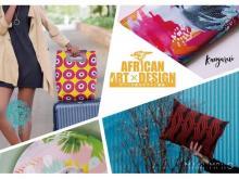 アフリカデザイン雑貨の期間限定ショップがオープン!
