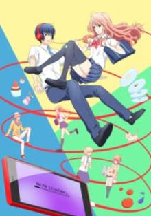 2018年4月より放送「3D彼女 リアルガール」ロングバージョンのアニメPVが公開