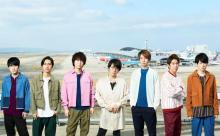 関ジャニ∞、5年ぶりベストアルバム&6年連続5大ドームツアー決定