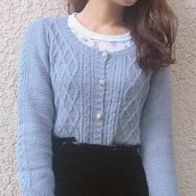"""ガーリーgirlの間で今話題♡JE MORGANの""""花柄サーマルTシャツ""""でつくる5daysコーデ"""