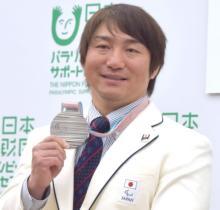 """森井大輝選手、""""シルバーコレクター""""異名に自虐 4大会連続銀「払拭するために臨んだけど…」"""