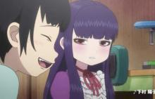 TVアニメ「ハイスコアガール」ティザービジュアル、ティザーPVが公開