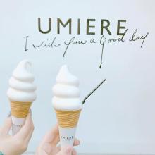 【全国カフェ】アイスの季節がやって来た♡もこもこソフトクリームを見つける、私のお散歩旅
