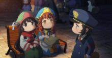 TVアニメ『 ハクメイとミコチ 』第11話「夜越しの汽車 と 雨とテンカラ」【感想コラム】