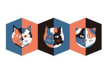 大人かわいいネコアイテムがいっぱい!メゾン ド リーファーにねこ好き必見の新コレクションが仲間入り