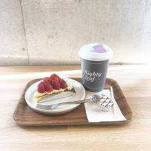 【全国カフェ】ケーキ界のNo.1かわいい♡見た目がキュートなタルトを見つける、私のお散歩旅