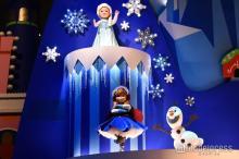 ディズニー、新「イッツ・ア・スモールワールド」公開 大幅リニューアルでアナ雪、ラプンツェルら初登場