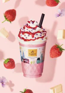 ゴディバから春夏限定のピンクのショコリキサー&ソフトクリームが登場!限定店舗に急げ~♡