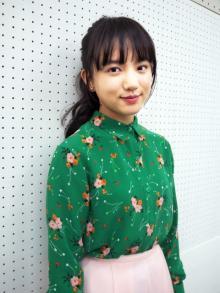 清原果耶『透明なゆりかご』ドラマ初主演インタビュー