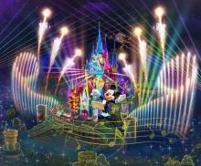 ディズニー新キャッスルプロジェクション、ストーリー発表 噴水・パイロ・炎・イルミネーション…壮大なスケールに<Celebrate!Tokyo Disneyland>