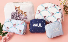 女子旅にお供させたい!「ポール&ジョー×レスポートサック」のコラボコレクションに注目♡