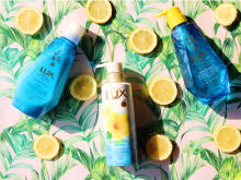 UVで傷んだ髪や肌をケアする「ラックス」夏季限定アイテム
