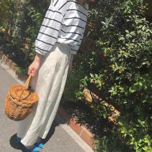 GUのリネンパンツが大人かわいい♡夏にぴったりな、涼しげコーデ5days
