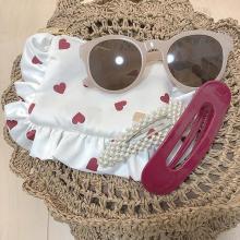 今年はかわいくUVカット!プリプラなクリア素材のサングラスをリサーチ♡