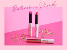 塗り心地も◎なOPERAのグロス♡大粒ラメのクリアなピンクとエッジィなピンクの2色が限定発売