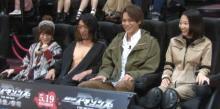 藤田富、仮面ライダー4D版体験に大興奮「アトラクションですね!」