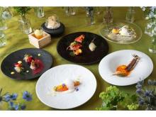南九州の食材を使った芸術的な「夏のネオフレンチディナー」