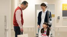 新川優愛とオトナの土ドラ次作主演・佐野史郎がまさかの共演