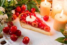 1年に2日間だけのお楽しみ♡キルフェボンの「佐藤錦のキャンドルナイトケーキ」が今年も発売!