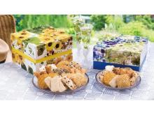 父の日にも◎!花束のような美しい箱に入った米菓の夏ギフト
