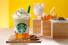 スタバのフラペチーノに新作が登場!デザート感覚でお茶をカジュアルに楽しむ「棒ほうじ茶フラぺチーノ」
