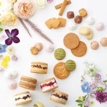ギフトにもおすすめ♡手の平にのるケーキ「FLOWERY FLOUR」が伊勢丹新宿に期間限定で登場