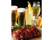 「BEER FAIR 2018」で、充実の肉料理とお酒を満喫!