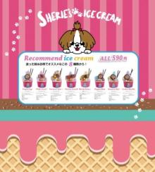ピンクの店内もかわいすぎ♡名古屋にデコレーションアイス専門店「SHERIE'S ICE CREAM」がオープン