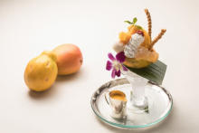 """お食事の後のちょっぴりリッチなお楽しみ。大人の""""シメパフェ""""をグランド ハイアット 東京で楽しもう♡"""