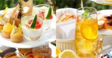 さっぱり爽やかなシトラス系♡ウェスティン東京のアフタヌーンティー&パフェが夏仕様に!