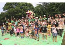 大人も子どもも集まれ!松戸中央公園でアートイベント開催