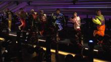 DA PUMP 超話題「U.S.A.」が番組曲に!フェアリーズ・伊藤萌々香&BuZZも踊る