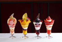 旬の果実を使った至福のパフェはいかが♡資生堂パーラー「2018真夏のパフェフェア」が7月スタート!
