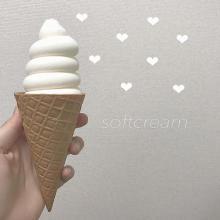 セブンの新作「ソフトクリーム」はもう食べた?インスタで見つけた、みんなのアレンジ集♡