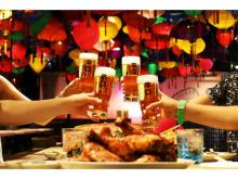 お酒も料理も食べ飲み放題!「サナギの夏祭り」開催