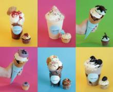 ひんやり夏の定番♡ローラズ・カップケーキ東京の店舗限定シェーク&サンデー&ソフトクリームをチェック♩